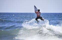 2015 bestelwagens de V.S. open van het surfen de concurrentie Royalty-vrije Stock Foto's