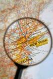 Bestemming New York Royalty-vrije Stock Foto's