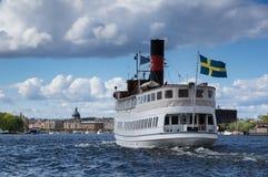 Bestemming Stockholm Royalty-vrije Stock Fotografie