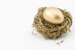 Bester Erfolg, goldene Belohnungen Stockbild