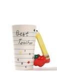 Bester Lehrer stockfoto