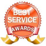 Bester Service Lizenzfreie Stockfotos