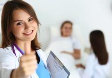 Bestes Behandlungs- und Patientenversorgungskonzept Lizenzfreie Stockbilder