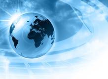 Bestes Internet-Konzept des globalen Geschäfts von conc Lizenzfreie Stockfotografie
