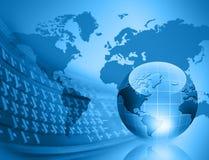Bestes Konzept des globalen Geschäfts Lizenzfreie Stockbilder
