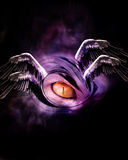 Bestia oscura Imagen de archivo libre de regalías