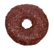 Bestrooi doughnut royalty-vrije stock foto's