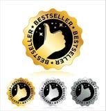 Bestseller_3 Lizenzfreie Stockfotos