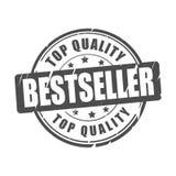 Bestseller, bollo superiore di vettore Immagini Stock Libere da Diritti