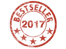 Bestseller 2017 di wfor del bollo di lerciume Fotografia Stock