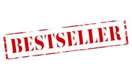 Bestseller. Rubber stamp with word bestseller inside, illustration royalty free illustration