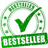 Bestseller stemplowa ikona Fotografia Royalty Free