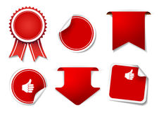 Bestseller stickers Stock Images