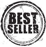 Bestsellerzegel Royalty-vrije Stock Afbeeldingen