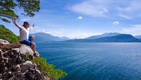Besuch Norwegen Lizenzfreie Stockfotografie
