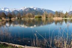 Besuch zu Admont-Abtei in Steiermark Stockfotografie