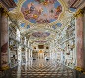 Besuch zu Admont-Abtei in Steiermark Lizenzfreie Stockfotografie