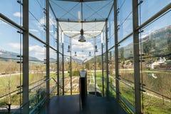 Besuch zu Admont-Abtei in Steiermark Lizenzfreie Stockbilder