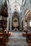 Besuch zu Admont-Abtei in Steiermark Lizenzfreie Stockfotos