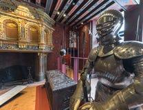 Besuchs-Blois-Schloss Lizenzfreie Stockbilder