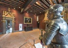 Besuchs-Blois-Schloss Lizenzfreie Stockfotografie
