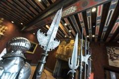 Besuchs-Blois-Schloss Lizenzfreie Stockfotos