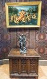 Besuchs-Blois-Schloss Stockbild