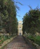 Bet Gemal monastery. In Israel Stock Photography