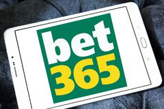 Free Bet365 Gambling Company Logo Stock Photography - 100523032