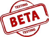 Beta Stock Image