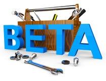 Beta Software Means Test Freeware y se convierte libre illustration