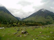 Betaab dal, Kashmir Royaltyfri Fotografi