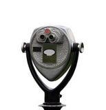 Betaal Telescoop op Wit Royalty-vrije Stock Afbeelding