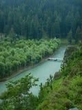 Betab dallandskap i Kashmir-3 Royaltyfria Bilder