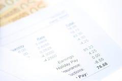 betalning Arkivbilder