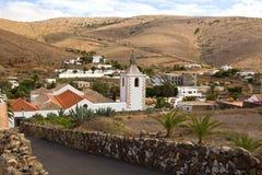 Betancuria Fuerteventura Fotografering för Bildbyråer