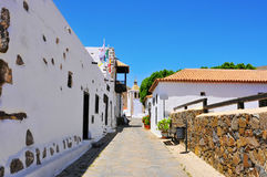 Betancuria in Fuerteventura, Canary Islands, Spain Stock Image