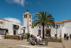 Betancuria, Fuerteventura Stock Photo