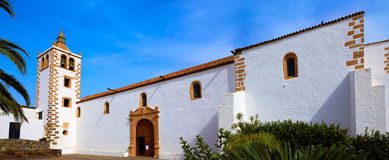 Betancuria Santa Maria church Fuerteventura Royalty Free Stock Image