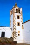 Betancuria Santa Maria church Fuerteventura Stock Photo