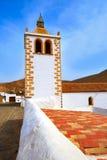 Betancuria Santa Maria church Fuerteventura Royalty Free Stock Images