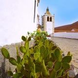 Betancuria Santa Maria church Fuerteventura Stock Photos