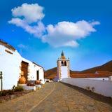 Betancuria Santa Maria church Fuerteventura Royalty Free Stock Photography