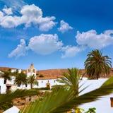 Betancuria village Fuerteventura Canary Islands Stock Photography
