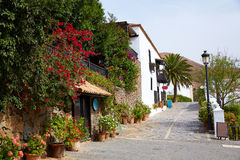 Betancuria village Fuerteventura Canary Islands Royalty Free Stock Images