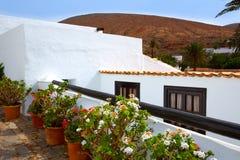 Betancuria village Fuerteventura Canary Islands Stock Photos