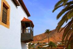 Betancuria village Fuerteventura Canary Islands Stock Image