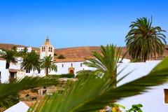 Betancuria village Fuerteventura Canary Islands Stock Photo