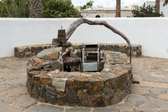 Betancuria village on Fuerteventura, Canary Islands, Royalty Free Stock Photo
