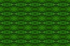 Betegeld patroon van een beeld van een blad royalty-vrije stock afbeeldingen